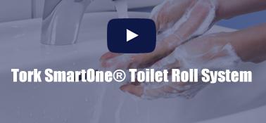 Tork SmartOne® Toilet Roll System